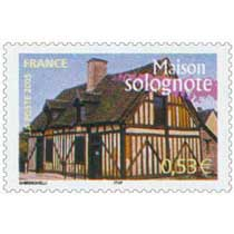 2005 Maison solognote