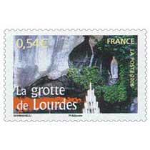 2006 La grotte de Lourdes