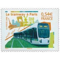 2006 Le tramway à Paris