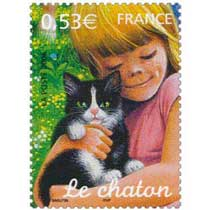 2006 Le chaton