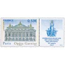 2006 Paris Opéra Garnier FÉDÉRATIONS FRANCAISE DES ASSOCIATIONS PHILATÉLIQUES 79E CONGRÈS
