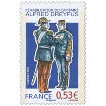 2006 RÉHABILITATION DU CAPITAINE ALFRED DREYFUS