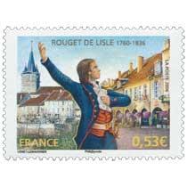 2006 ROUGET DE LISLE 1760- 1836