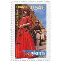 2007 Les géants