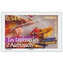 2007 Les tapisseries d'Aubusson