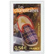 2007 Les charentaises