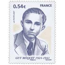 2007 GUY MÔQUET 1924-1941