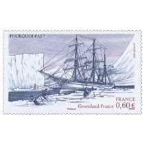 2007 POURQUOI-PAS ? Groenland-France
