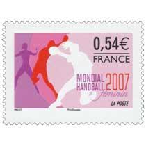 MONDIAL HANDBALL 2007 féminin