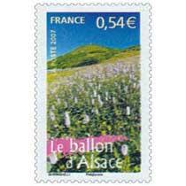 2007 Le ballon d'Alsace