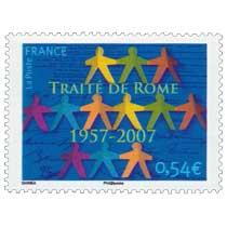 TRAITÉ DE ROME 1957-2007