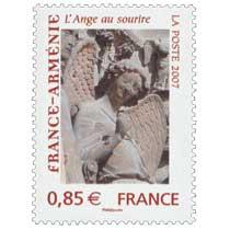 2007 FRANCE-ARMÉNIE L'Ange au sourire