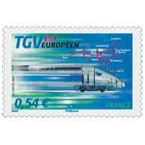 2007 TGV EST EUROPÉEN