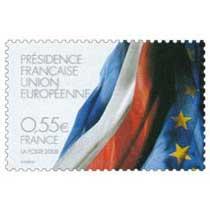 2008 PRÉSIDENCE FRANÇAISE UNION EUROPÉENNE