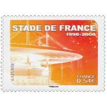 STADE DE FRANCE 1998-2008
