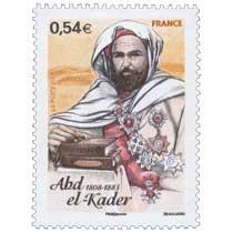 2008 Abd el-Kader 1808 - 1883