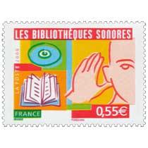 2008 LES BIBLIOTHÈQUES SONORES
