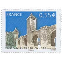 PONT VALENTRÉ DE CAHORS 1308 - 2008