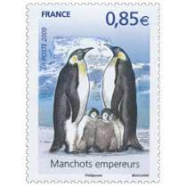 2009 Manchots empereurs