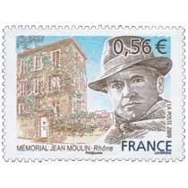 2009 MÉMORIAL JEAN MOULIN - Rhône