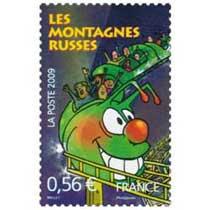 2009 LES MONTAGNES RUSSES
