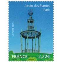 2009 Jardin des Plantes Paris