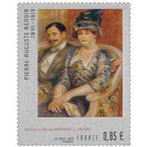 2009 PIERRE-AUGUSTE RENOIR 1841-1919 MONSIEUR ET MADAME BERNHEIM DE VILLERS