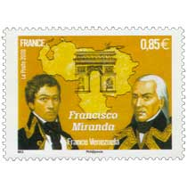 2009 Francisco Miranda France Venezuela
