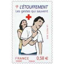 2010 L'ÉTOUFFEMENT Les gestes qui sauvent