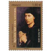 2010 Belgique-France Rogier Van Der Weyden