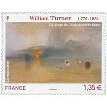 2010 William Turner 1775-1851 La plage de Calais à marée basse
