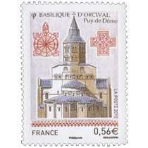 2010 BASILIQUE D'ORCIVAL Puy-de-Dôme