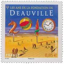 2010 150 ANS DE LA FONDATION DE DEAUVILLE