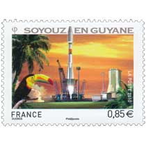 2010 Soyouz en Guyane