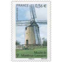 2010 Moulin de Montbrun-Lauragais
