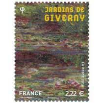 2010 JARDINS DE GIVERNY