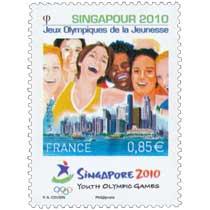 2010 Singapour - Jeux Olympiques de la Jeunesse YOUTH OLYMPIC GAMES