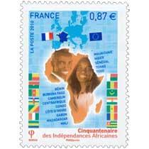 2010 Cinquantenaire des Indépendances Africaines