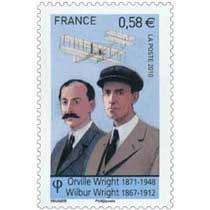 2010 Orville Wright 1871-1948 Wilbur Wright 1867-1912