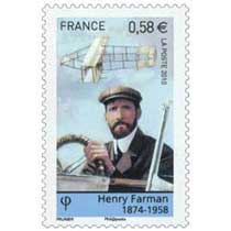 2010 Henry Farman 1874-1958