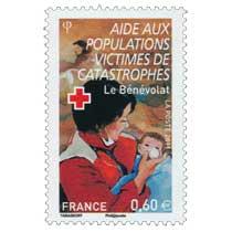 2011 Aide aux populations victimes de catastrophes le bénévolat