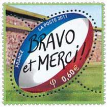 2011 BRAVO ET MERCI !