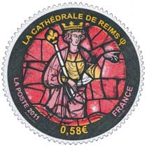 2011 LA CATHÉDRALE DE REIMS