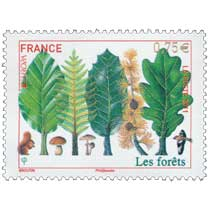 2011 Europa les forêts