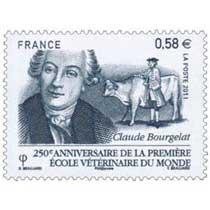 2011 Claude Bourgelat 250e anniversaire de la première école vétérinaire du monde