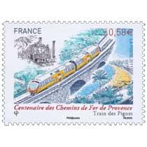 2011 Centenaire des Chemins de Fer de Provence - Train des Pignes