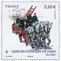 2011 sapeurs pompiers de Paris 1811 2011