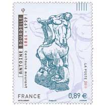 2011 Antoine BOURDELLE 1861-1929 centaure mourant