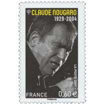 2011 CLAUDE NOUGARO 1929 - 2004