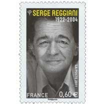2011 SERGE REGGIANI 1922 - 2004